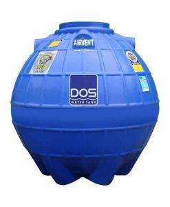 DOS ถังเก็บน้ำใต้ดิน EXTRA