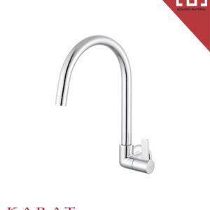 ก๊อกอ่างล้างจาน ติดผนัง รุ่นบรีโอ K-77153X-4CD-CP