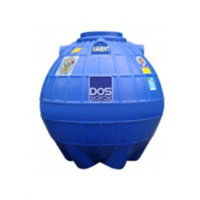 ถังเก็บน้ำใต้ดิน DOS EXTRA DUT-02/BL 2000 L.ทรงกลม