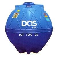 ถังเก็บน้ำใต้ดิน DOS Gold DUT-01/BL 5000L ทรงnet-tech