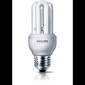 หลอดตะเกียบประหยัดไฟ Philips Genie