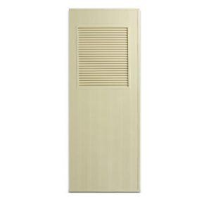 ประตู PVC UNIX รุ่นP3 EXTRAมอก.1013-2533