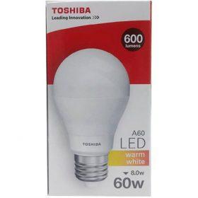 Toshiba หลอดไฟ LED 8w