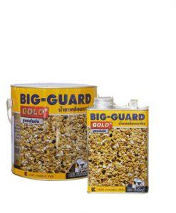 บิ๊กการ์ด โกลด์ (น้ำยาเคลือบเงาหิน) BIG-GUARD GOLD
