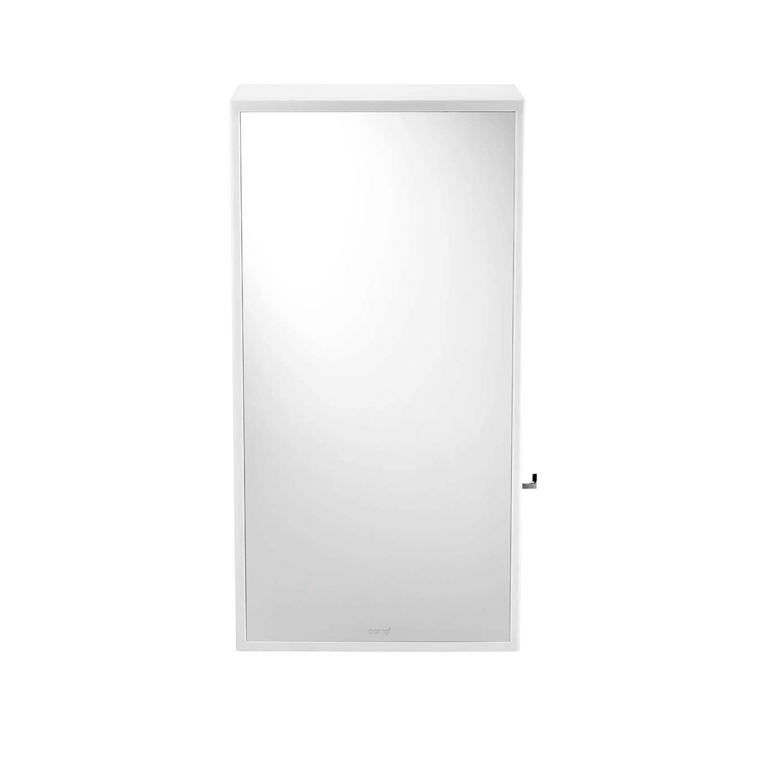 COTTO กระจกเงา (คอตโต้) MZ901#BS (สีเงิน)