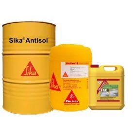 Antisol S แอนติโซลเอส (สีฟ้าใส)