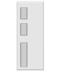ประตู PVC UNIX รุ่นP7 EXTRAมอก.1013-2533