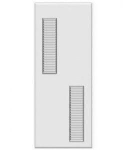 ประตู PVC UNIX รุ่นP8 EXTRAมอก.1013-2533