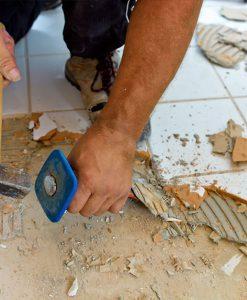 Extracting tiles
