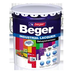 สีพ่นอุตสาหกรรม Beger Industrial Lacquer