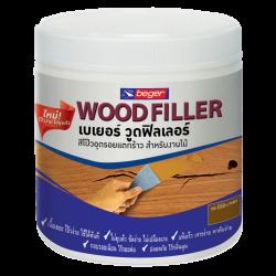 สีโป๊วงานไม้ Beger Wood Filler