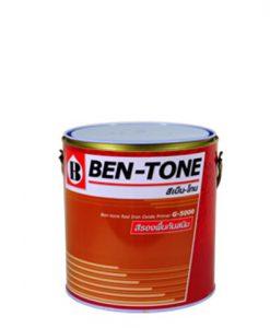 สีรองพื้นเหล็กกันสนิม (สีเทา) G-5000 Ben-tone Beger