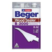 น้ำมันรองพื้นไม้ Beger Wood Sealer B-2000