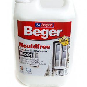 น้ำยาฆ่าเชื้อราและตะใคร่น้ำ M-001 Beger