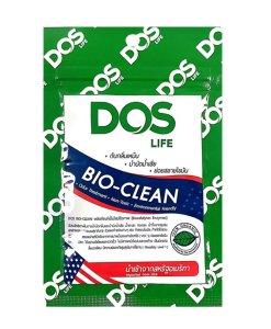 หัวเชื้อจุลินทรีย์ DOS รุ่น BIO TAB 30 กรัม