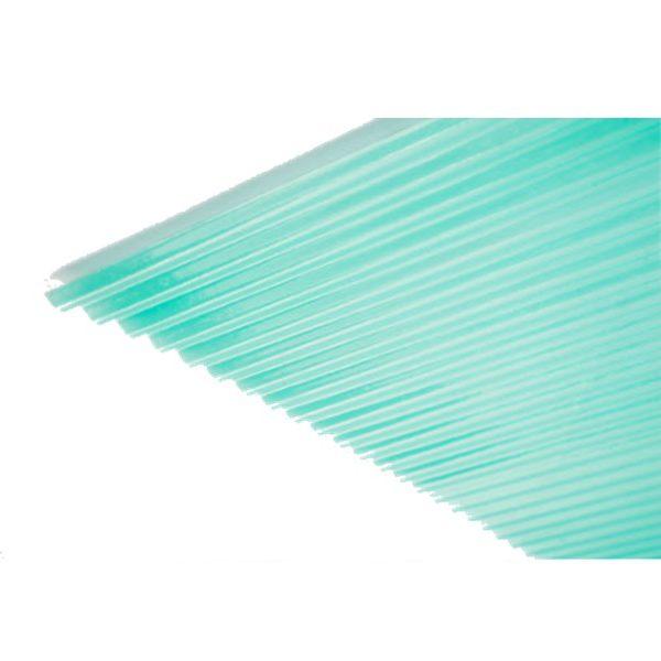 แผ่นโปร่งแสง เอสซีจี ลอนกันสาด Heat Shield สีอันดามัน(Green Andaman)