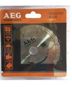 ใบตัดเพชร ตัดหิน/คอนกรีต ADB10SS AEG