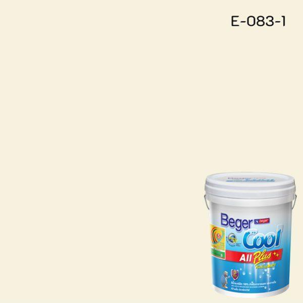 E-083-1 เบเยอร์คูล ออล พลัส ภายนอก
