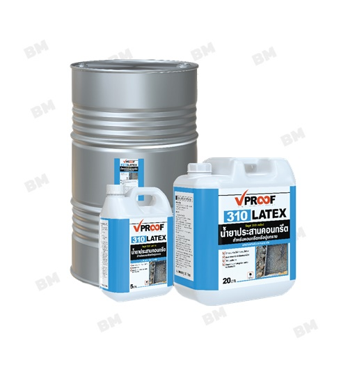 VPROOF 310 น้ำยาประสานคอนกรีต 5ลิตร
