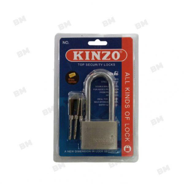 กุญแจเงินแบบแขวนคินโซ่ NO.K640-40มม.