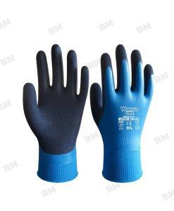 ถุงมือผ้าเคลือบลาเท็กซ์ wonder Grip