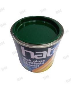 สีน้ำมัน เขียว HATO