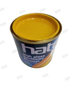 สีน้ำมัน เหลือง HATO