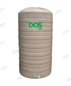 ถังเก็บน้ำบนดิน GRANITO DWT DOS รุ่น COM-01/SB-1000L ความจุ 1000 ลิตร สีแกรนิตทราย