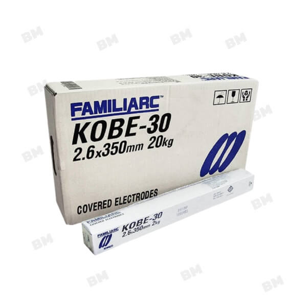 ลวดเชื่อม KOBE รุ่น KB-K3026 ขนาด 2.6 มม.