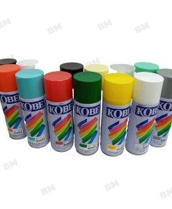 สีสเปรย์โกเบ TOA KOBE Spray Paint สีมาตรฐาน