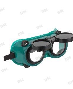 แว่นตาเชื่อมแก๊ส