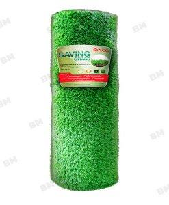 หญ้าเทียม อีซี่กราส เอสซีจี เซฟวิ่งกราส รุ่นสั่งตัด ความยาวเส้นหญ้า 2.5 ซม. สี ฟอเรส กรีน