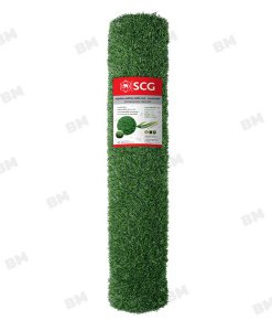 หญ้าเทียม เอสซีจี เซฟวิ่งกราส ซุปเปอร์เซฟ รุ่นสั่งตัด ความยาวหญ้า 1.5 ซม.สีไพน์กรีน