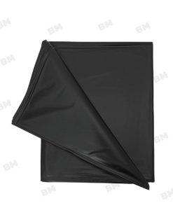 พลาสติกปูบ่อสีดำ กว้าง3.6 เมตรx ยาว36.6 เมตร ความหนา