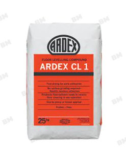 CL1 ปูนปรับระดับ 2.5-5มม.ARDEX