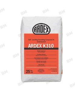 K310B ปูนปรับระดับ 8-30มม.ARDEX