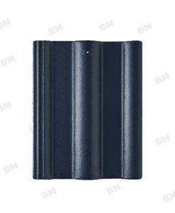 กระเบื้องหลังคาคอนกรีต เอสซีจี รุ่นซีแพค สมูทคูล สี CLASSIC BLUE